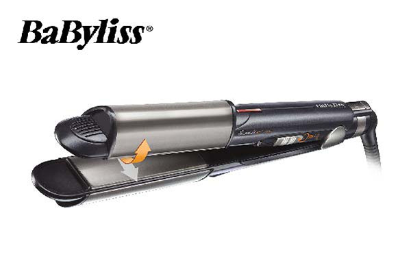 Babyliss ceramic high straightening efficiency, temperature control