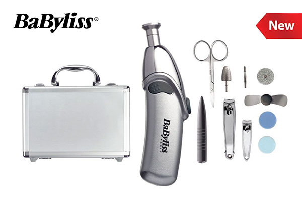 Babyliss professional nailcare